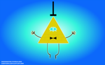Bill Cipher by lightxd94