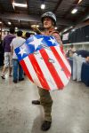 Captain America! by EriTesPhoto