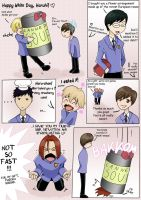 Ouran White Day. by HostClub