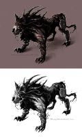 Woltep the woofie by tttroy