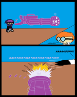 Chemical X-Traction: PG. 9 by thekirbykrisis