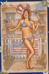 Pinups - In the Patriotic Mood by warbirdphotographer