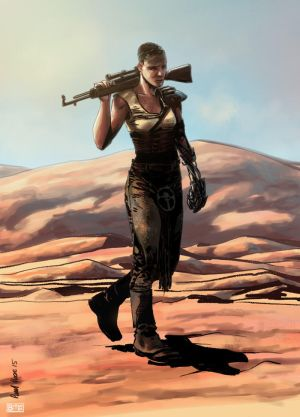 Imperator Furiosa by Paul Moore - Colors