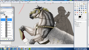 Dragonborn WIP by Pazuda