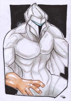 Silverhawks - Quicksilver by DenisM79