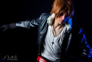 Squall Leonheart by Scratch896