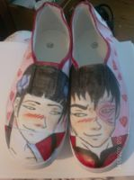 maiko love shoes by loverkyo
