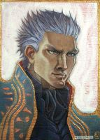DMC's Vergil by ameoname