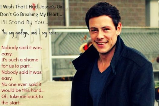 Cory Monteith by Castlecookieluver