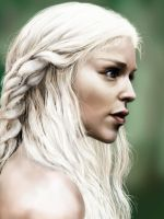 Khaleesi by shobey1kanoby
