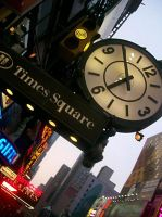TimesSquare by BabylovesBand-aids