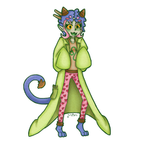 CHTRL+T Nepeta by Pony-UnTastic