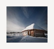 Winter cabin by manroms