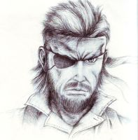 Big Boss by STAT1C-X