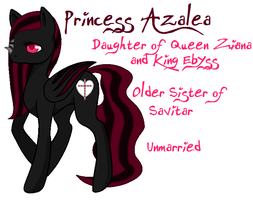 Princess Azalea by Cristal-Soul