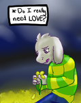 LOVE me not by icefeatherartist