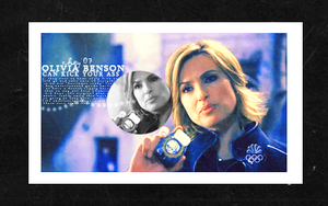 Benson CAN kick your A S S by cheyennemaria