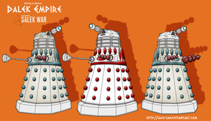 Daleks Of The Mentor by Jace-san