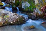Blue Trickle by martintinaz