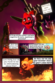 EngieTale Issue 1 Page 3 by MovieMowDown