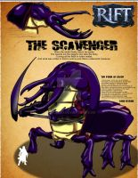The Scavenger - Death Colossus by coscobeu