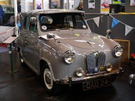 Austin A35 by The-Transport-Guild