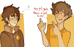 dealing w ladies ft leo valdez and nico di angelo by internetbills