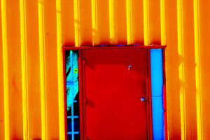 Doorway by Adeimantus