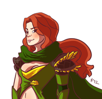 Windrunner by Wrenhat