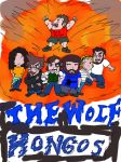The Wolf Hongos by owlizard