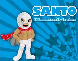 EL SANTO by Aiestesis