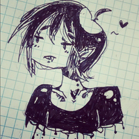 {ET}Marshall lee roy (? by ImHappyWithYou