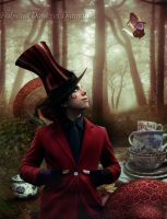 Mad hatter by fabilua