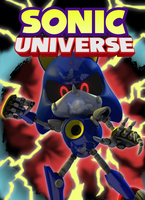 Sonic Universe #50 - In 3-Dimensions! by DoodleyStudios