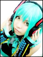 Cosplay Vocaloid by kazuhyun