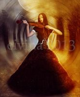 Music for life by eivina-art
