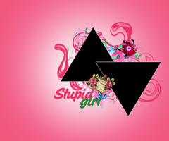 Stupid Girl Textura by justaghoost