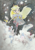 Star vs the forces of evil by Mesmeromania