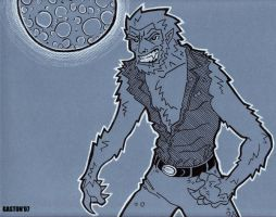 Wolfman 2007 by Gaston25
