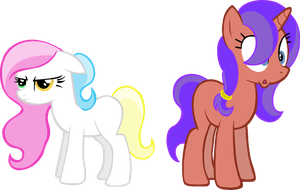 Pony adoptables by Laser-Pancakes