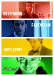 Doctor Who Houses by LifelessStar