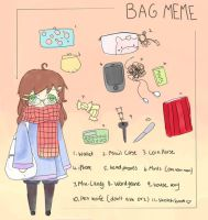 Bag Meme~ by piichi-chan