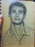 Dylan O'Brien-Teen Wolf-Stiles-Finished Product! by Jessi2012