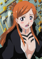 Orihime - Alternate Design by EverlastingDarkness5