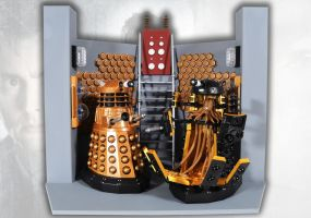 Daleks in Manhattan by FarawayPictures