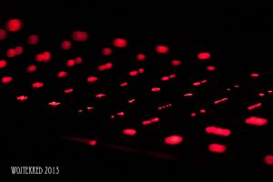Keyboard by psychodelic-candy