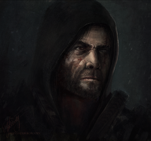 Old Assassin by Lensar
