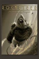 The Rocketeer: 25yrs of Flight by MarcWasHere