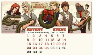 Advent Event 2013 by NymAulth