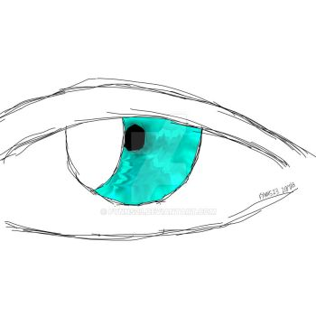Eye Collection - Blue by fynns23